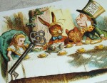 Alice tea party key